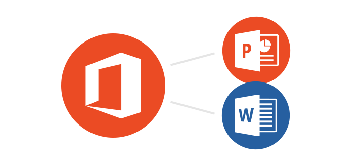 Microsoft Office - Powerpoint, Word